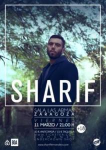 SHARIF @ LAS ARMAS | Zaragoza | Aragón | España