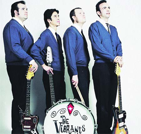 THE VIBRANTS zgz conciertos