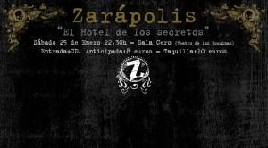ZARAPOLIS + MALPASO @ PUB ECCOS | Zaragoza | Aragón | España