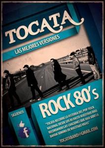 TOCATA @ ROCK and ROLL Circus | Zaragoza | Aragón | España