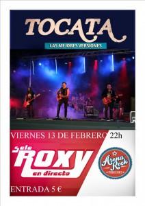 TOCATA @ Sala Roxy | Zaragoza | Aragón | España