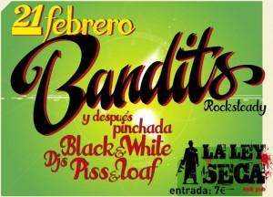 BANDITS @ LA LEY SECA | Zaragoza | Aragón | España