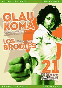GLAUKOMA + LOS BRODIES @ AVV Arrebato | Zaragoza | Aragón | España