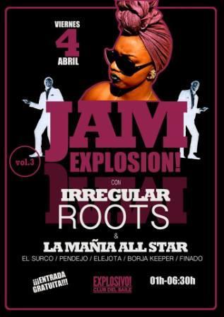 Jam Explosion