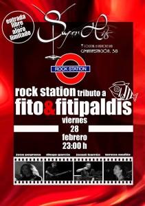 ROCK STATION @ Super Hits cocktail & karaoke bar | Zaragoza | Aragón | España