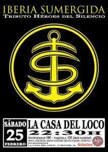 IBERIA SUMERGIDA @ LA CASA DEL LOCO | Zaragoza | Aragón | España