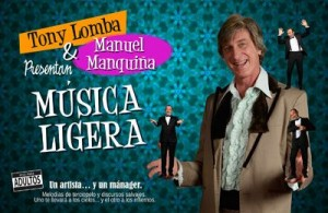 TONY LOMBA Y MANUEL MANQUIÑA @ Teatro Arbolé  | Zaragoza | Aragón | España