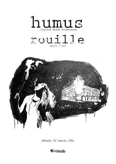 Concierto Humus y Rouille