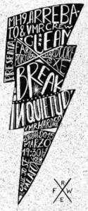 CLEAN BREAK + INQUIETUD @ SALA ARREBATO | Zaragoza | Aragón | España