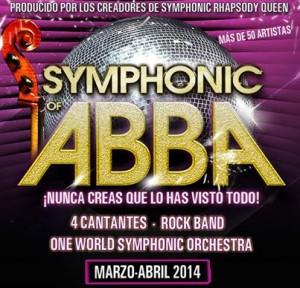 SYMPHONIC OF ABBA @ Teatro Principal | Zaragoza | Zaragoza | España