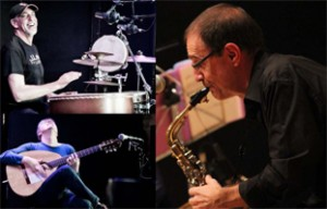 Javier Paxariño Trio: Dagas de Fuego @ TEATRO DE LAS ESQUINAS | Zaragoza | Aragón | España