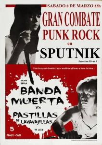 BANDA MUERTA + PASTILLAS DE LAVAVAJILLAS @ Sputnik Zaragoza | Zaragoza | Aragón | España