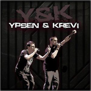 YPSEN & KREVI @ LA BOVEDA DEL ALBERGUE | Zaragoza | Aragón | España