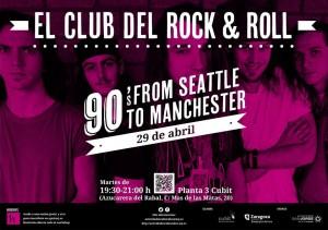 6.ª sesión de El Club del R&R @ BJ Cubit  | Zaragoza | Aragón | España