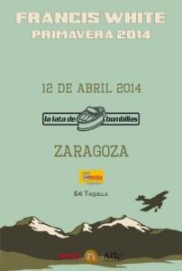 FRANCIS WHITE + GEORGY GIRL dj @ La Lata de Bombillas | Zaragoza | Aragón | España