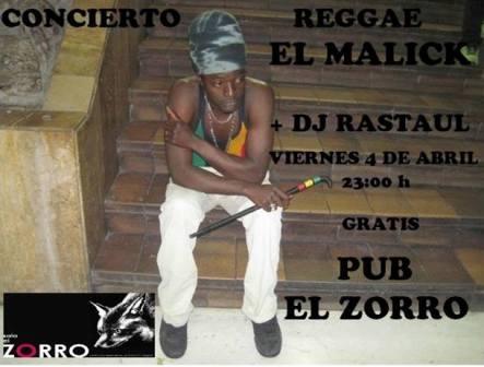 Concierto El Malick