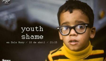 Concierto de Shame + Youth en sala Roxy