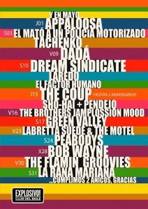 APPALOOSA @ Explosivo Club  | Zaragoza | Aragón | España