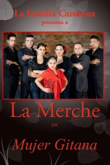 MERCEDES CARMONA @ Teatro del Mercado | Zaragoza | Aragón | España