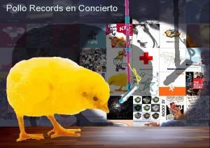 POLLO RECORDS LIVE @ La Campana de los Perdidos  | Zaragoza | Aragón | España