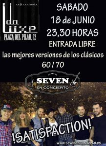 SEVEN @ DA LUXE Café  | Zaragoza | Aragón | España
