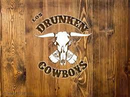 LOS DRUNKEN COWBOYS + VISITANTES  @ SALA ZETA | Zaragoza | Aragón | España
