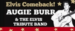 AUGIE BURR & THE ELVIS TRIBUTE BAND @ THE CAVERN PRIOR | Zaragoza | Aragón | España