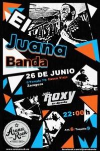 EL  JUANA  BANDA @ SALA ROXY | Zaragoza | Aragón | España