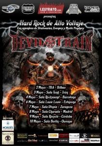 DEVIL'S TRAIN @ Utopía Sala  | Zaragoza | Aragón | España