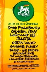 LAGATAVAJUNTO 2014 @ Camping de Zaragoza | Zaragoza | Aragón | España