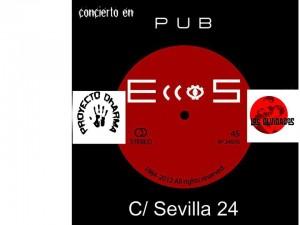 PROYECTO DHARMA + LOS OLVIDADOS @ Pub Eccos  | Zaragoza | Aragón | España