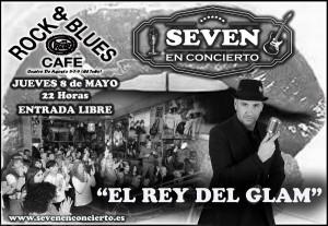 SEVEN @ ROCK&BLUES CAFE | Zaragoza | Aragón | España