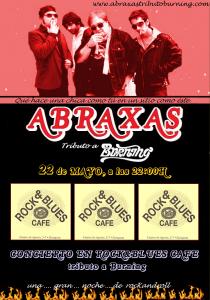 ABRAXAS @ ROCK & BLUES | Zaragoza | Aragón | España