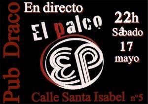EL PALCO @ PUB DRACO | Zaragoza | Aragón | España