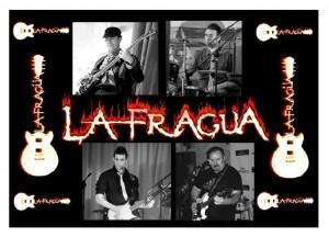 LA FRAGÜA @ LA BOVEDA DEL ALBERGUE | Zaragoza | Aragón | España