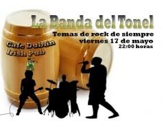 LA BANDA DEL TONEL @ CAFÉ DUBLÍN | Zaragoza | Aragón | España