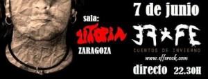 EFFE @ SALA UTOPÍA | Zaragoza | Aragón | España