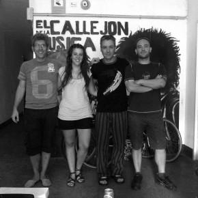 LARABI @ SALA CREEDENCE | Zaragoza | Aragón | España