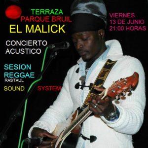 EL MALICK @ Terraza Parque Bruil  | Zaragoza | Aragón | España