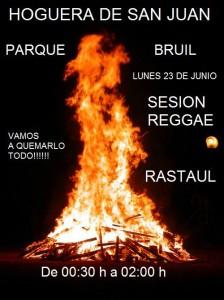 RASTATUL @ Parque Bruil  | Zaragoza | Aragón | España