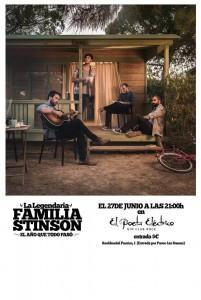 LA LEGENDARIA FAMILIA STINSON @ El Poeta Eléctrico  | Zaragoza | Aragón | España