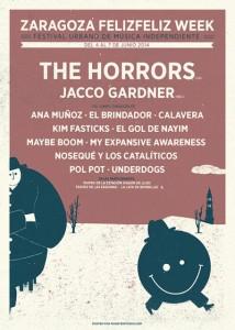 EL GOL DE NAYIM + UNDERDOGS + MY EXPANSIVE AWARENESS @ La Lata de Bombillas  | Zaragoza | Aragón | España