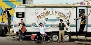 PASCUALA ILABACA Y FAUNA @ TEATRO ARBOLÉ | Zaragoza | Aragón | España