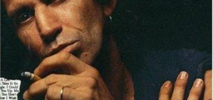 Efeméride musical 17 de julio Keith Richards