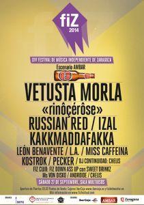 FIZ 2014 @ SALA MULTIUSOS | Zaragoza | Aragón | España