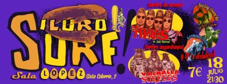 Siluro Surf Party