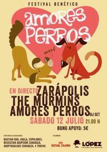 AMORES PERROS festival benéfico @ SALA López  | Zaragoza | Aragón | España