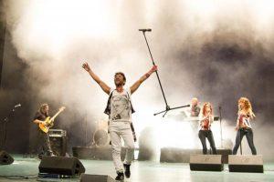 MOMO, TRIBUTO A QUEEN @ OASIS CLUB TEATRO | Zaragoza | Aragón | España