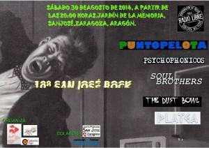 X SAN JOSÉ ROCK @ Parque Jardin De La Memoria  | Zaragoza | Aragón | España