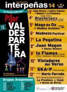 INTERPEÑAS FIESTAS DEL PILAR 2014 @ INTERPEÑAS | Zaragoza | Aragón | España